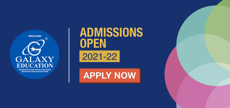 Admissions Open - 2021-22