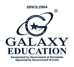 Galaxy Education logo
