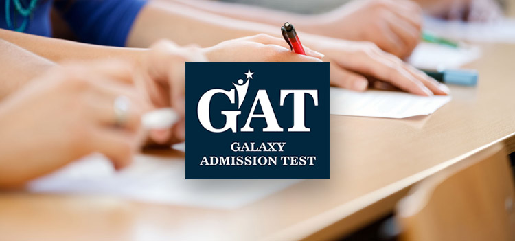 Galaxy Admission Test - GAT