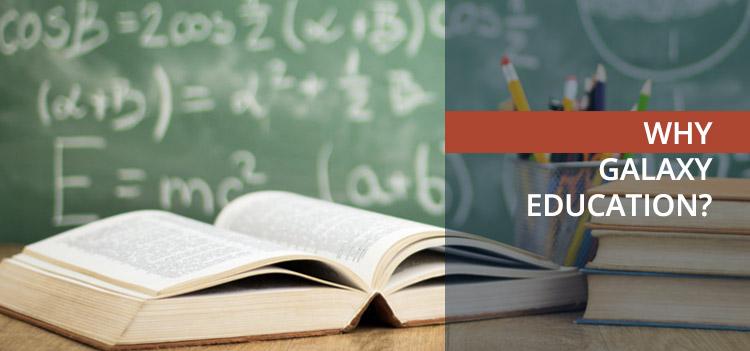 Why Galaxy Education
