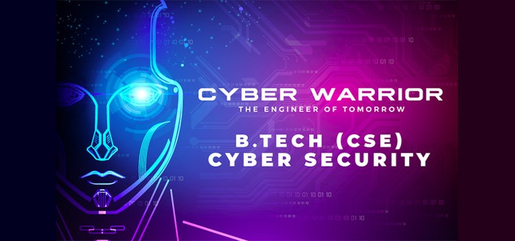 All about B.Tech/BE Computer Science Engineering (Cybersecurity)