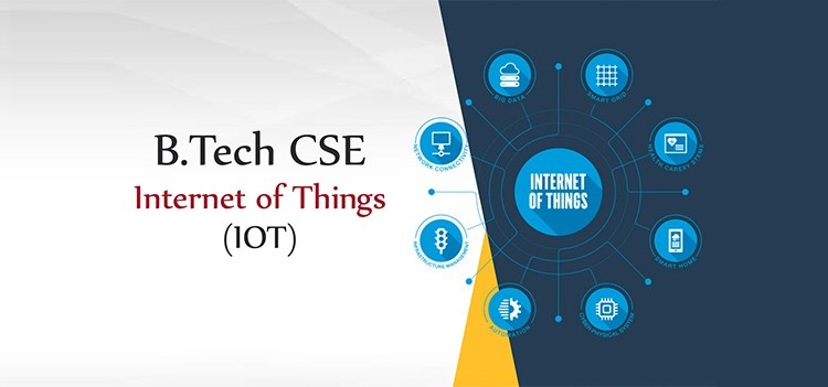 All you should know about B.Tech/BE Computer Science Engineering (Internet of Things (IoT))