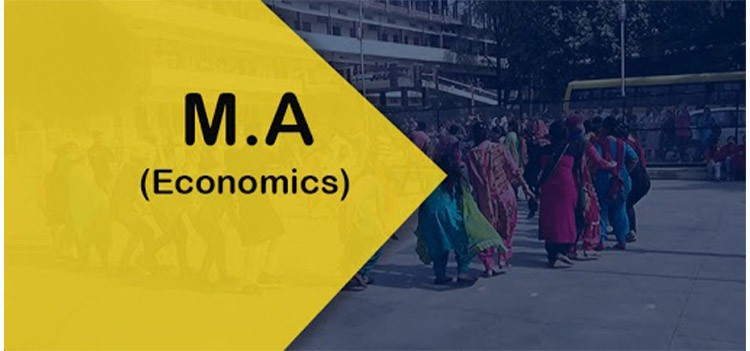 All about MA Economics