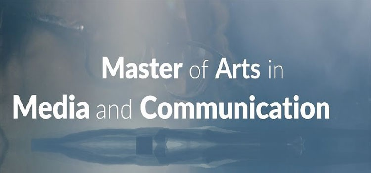 All about MA in Media and Communication Course
