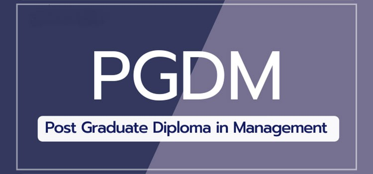 All about PGDM course