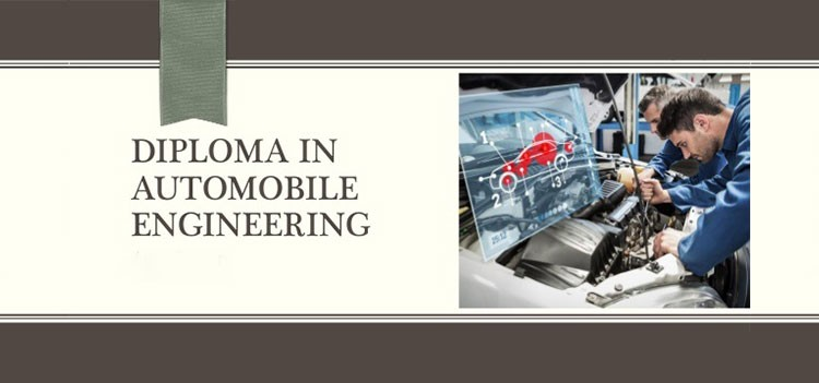 Career and Job roles after Diploma in Automobile Engineering