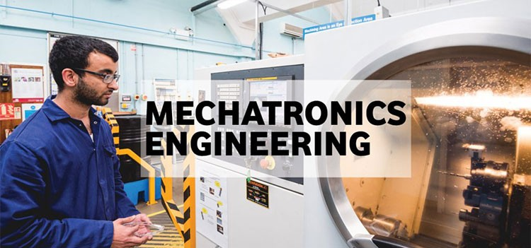 All about Diploma in Mechatronics Engineering