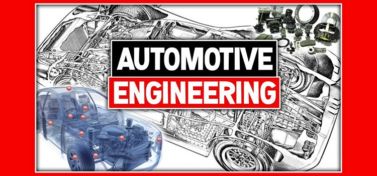 All about B.Tech/BE Automotive Engineering Course