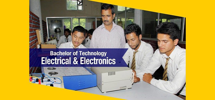 All about B.Tech/BE Electrical & Electronics Engineering (Internet of Things (IoT))