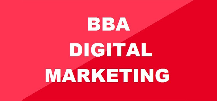 All about BBA Digital Marketing Course