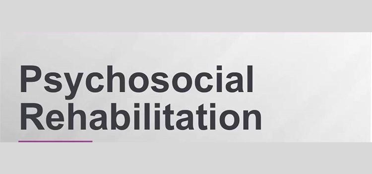 Reasons to choose Psychosocial Rehabilitation as a Career