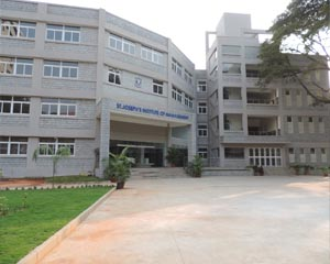 St.Joseph's Institute of Management