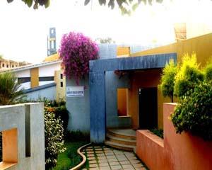 Acharya's NRV School of Architecture