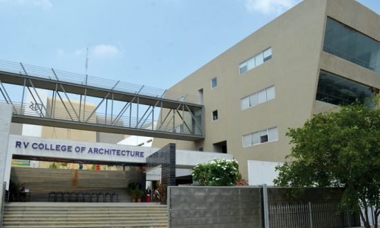 M.ARCH admission in RV College of Architecture