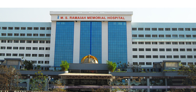 BPT admission in MS Ramaiah Medical College - Bangalore