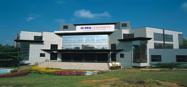 BBA admission in PES University