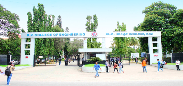 BTech/BE Electrical & Electronics Engineering admission in RV College of Engineering