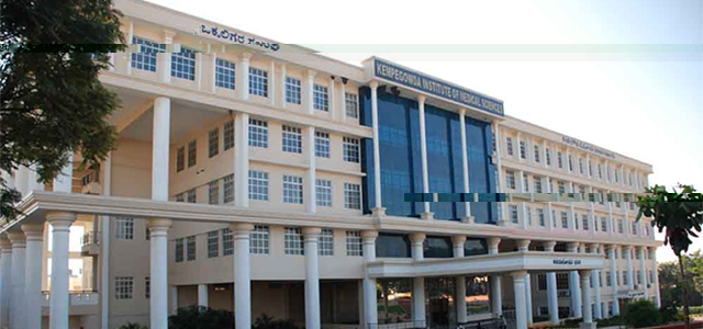 Kempegowda Institute of Medical Science - KIMS - Bangalore