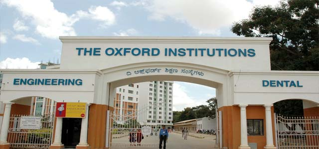 The Oxford Dental College - Bangalore