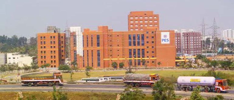 BBA admission in PES Institute of Technology(South Campus)