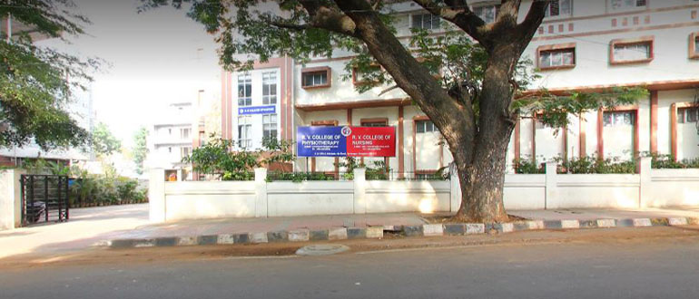 BPT admission in RV College of Physiotherapy
