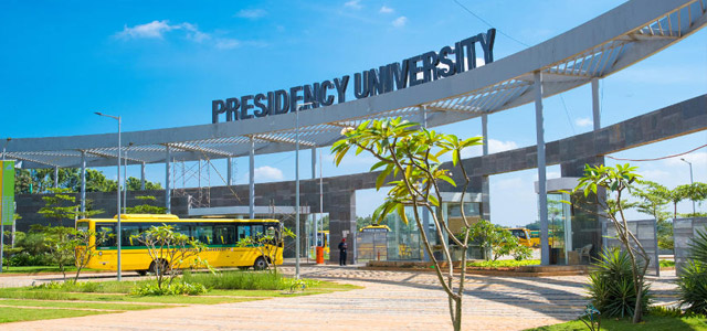 BCom (Honours) Business Analytics admission in Presidency University