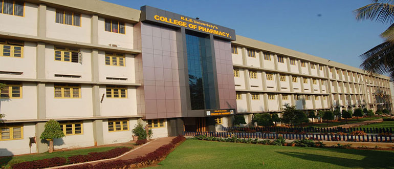 KLE Society's College of Pharmacy - Bangalore