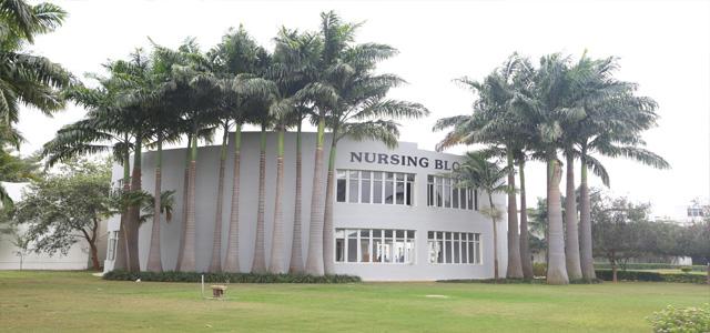 Krupanidhi Nursing College