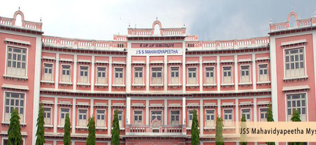 JSS Academy of Higher Education and Research- Mysore