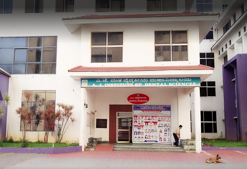 AJ Institute of Dental Sciences - Mangalore