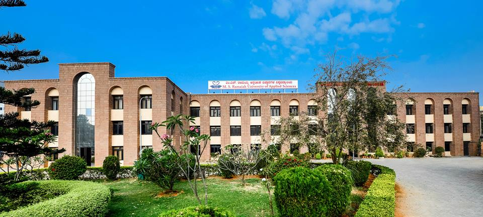 MCom admission in MS Ramaiah University of Applied Sciences - Bangalore