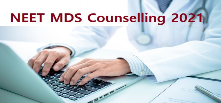 NEET-PG MDS Counselling sessions announced