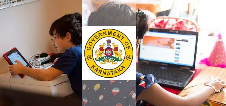 Karnataka Government bans Web classes for students up to class 5 in all boards