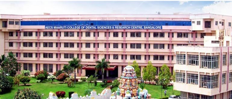 AECS Maruti College of Dental Sciences and Research
