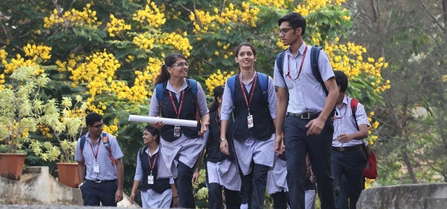 Top 10 Ranked B School India
